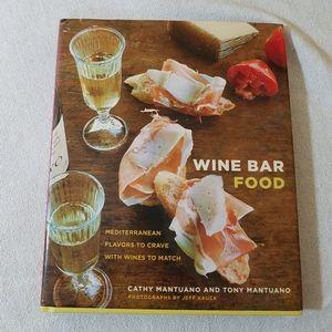 """""""Wine Bar Food"""" Cookbook"""